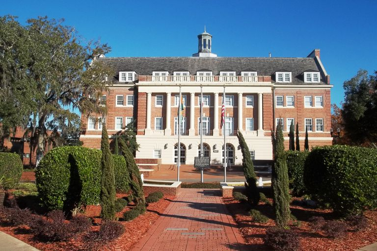 Lee Hall at Florida A&M University