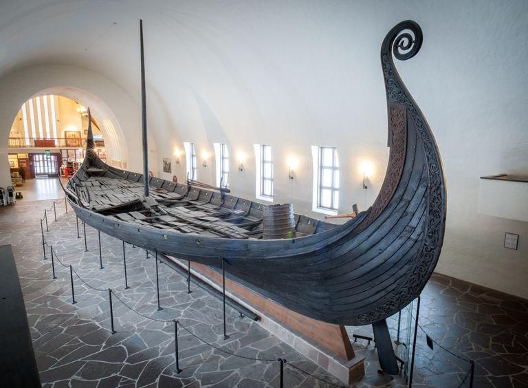 The Viking Ship Oseberg, Viking Ship Museum