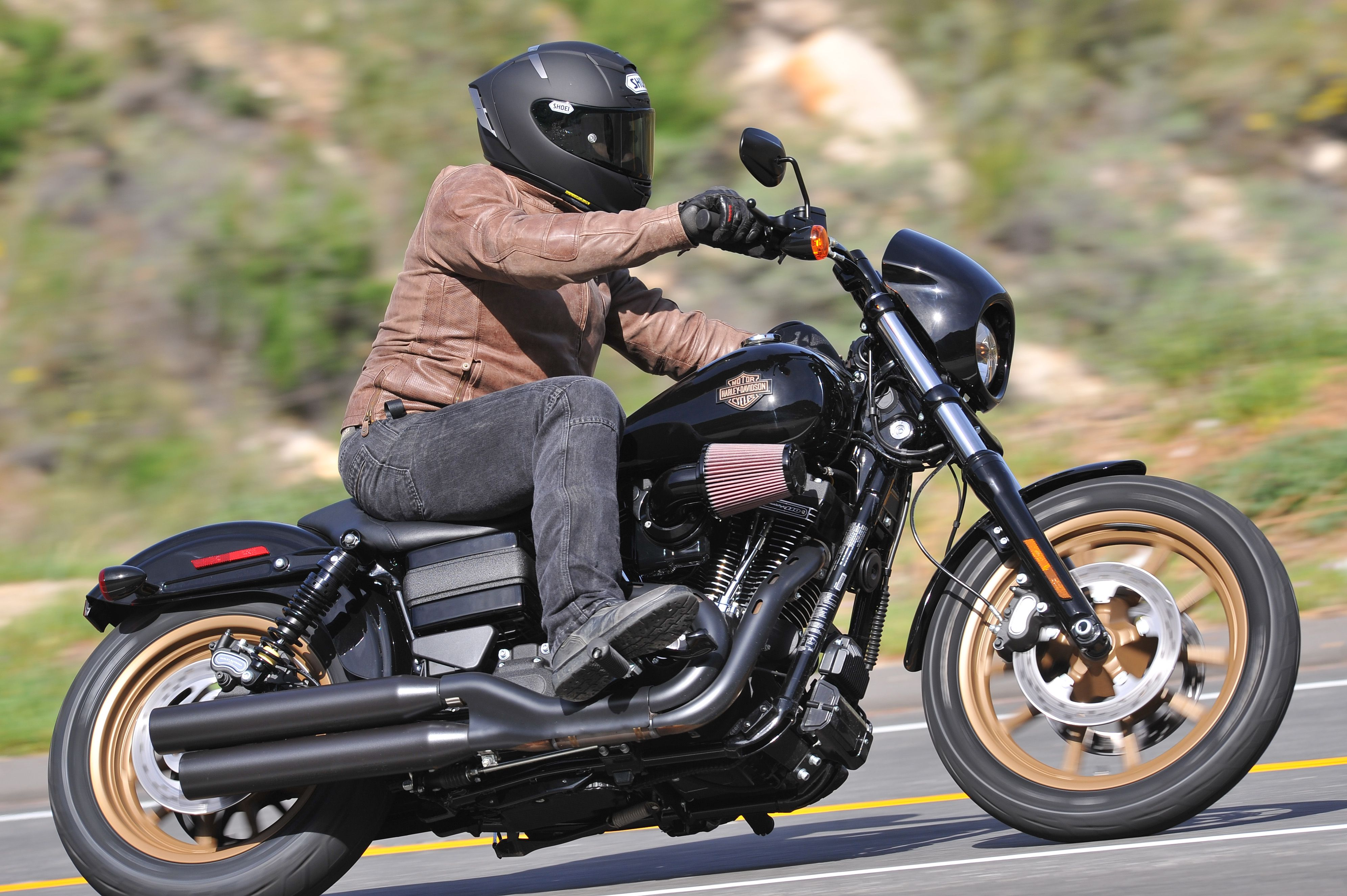 2016 Harley-Davidson FXDLS Dyna Low Rider S Review