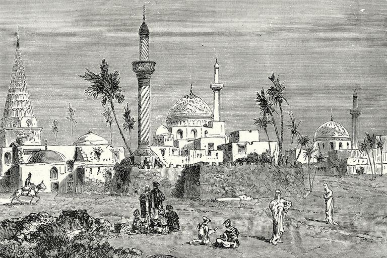 Baghdad, Iraq, 19th Century