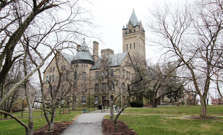 Ohio Wesleyan University campus