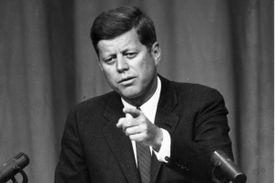 John F Kennedy, 1962