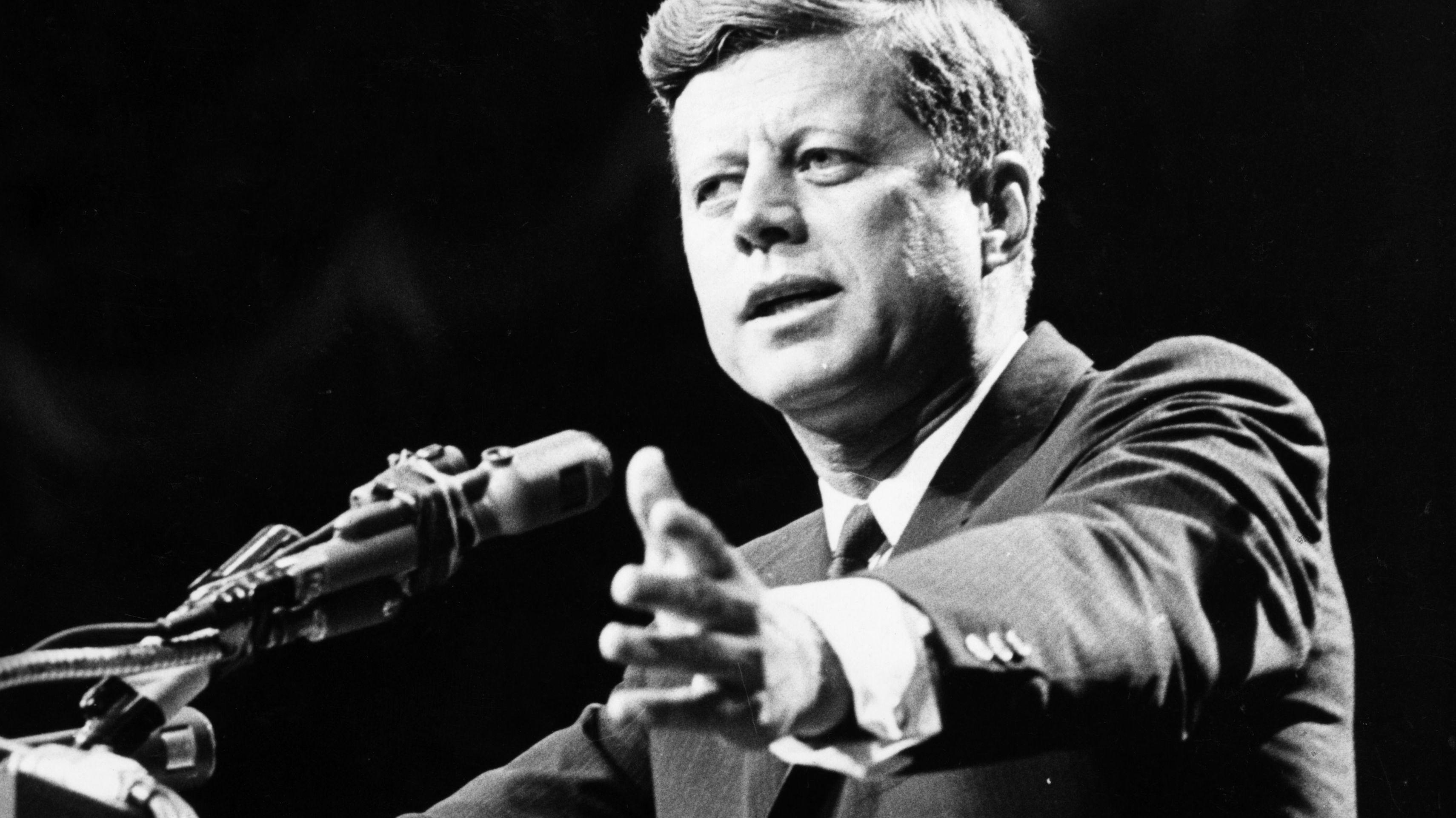 United States Historic Picture Print President KENNEDY Famous Photo JFK Portrait