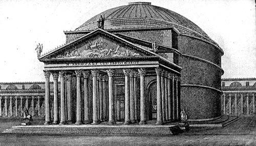 Paris Pantheon Capital Dome   Pantheon Dome Exterior