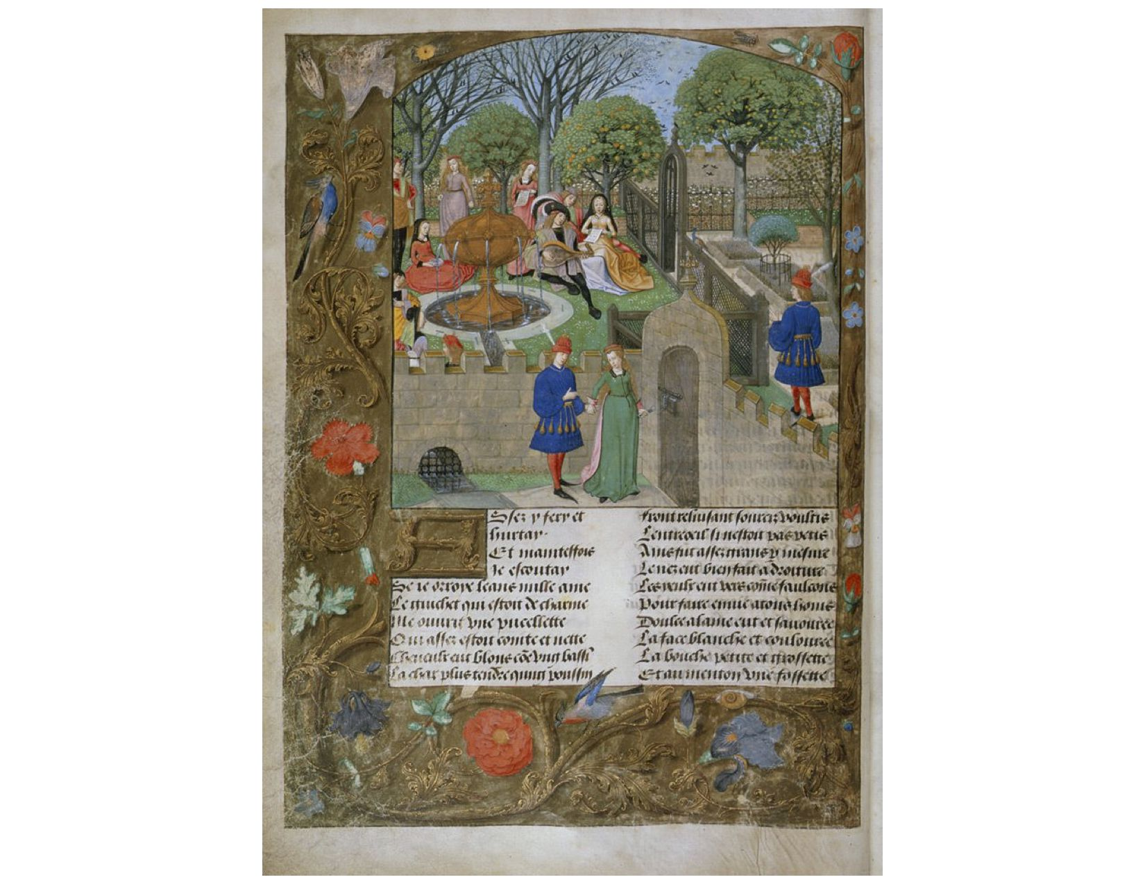 The Medieval Chivalric Romance