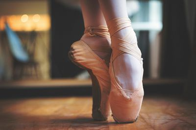 Ballet Shoes For Long Toes