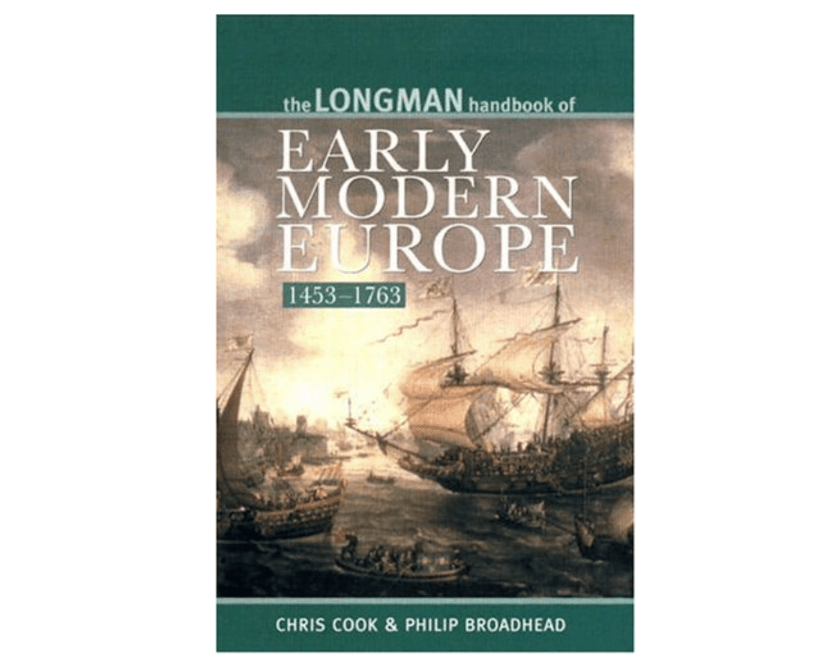Longman Handbook of Early Modern Europe