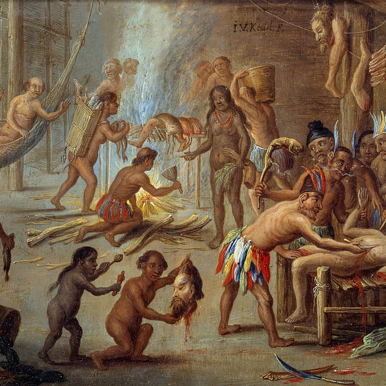 Image result for CANNIBALISM IN THE PALEOLITHIC ERA