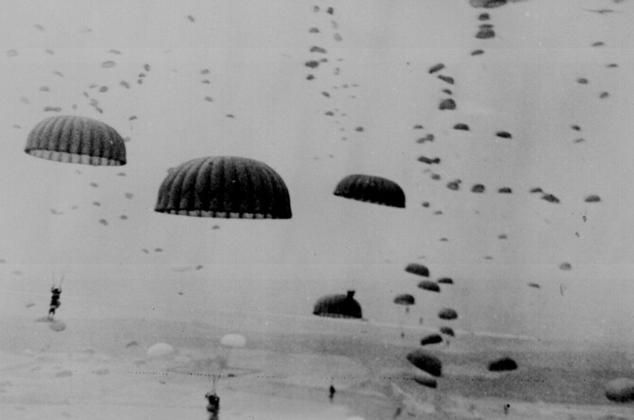 Operation Market Garden 1944 - World War 2