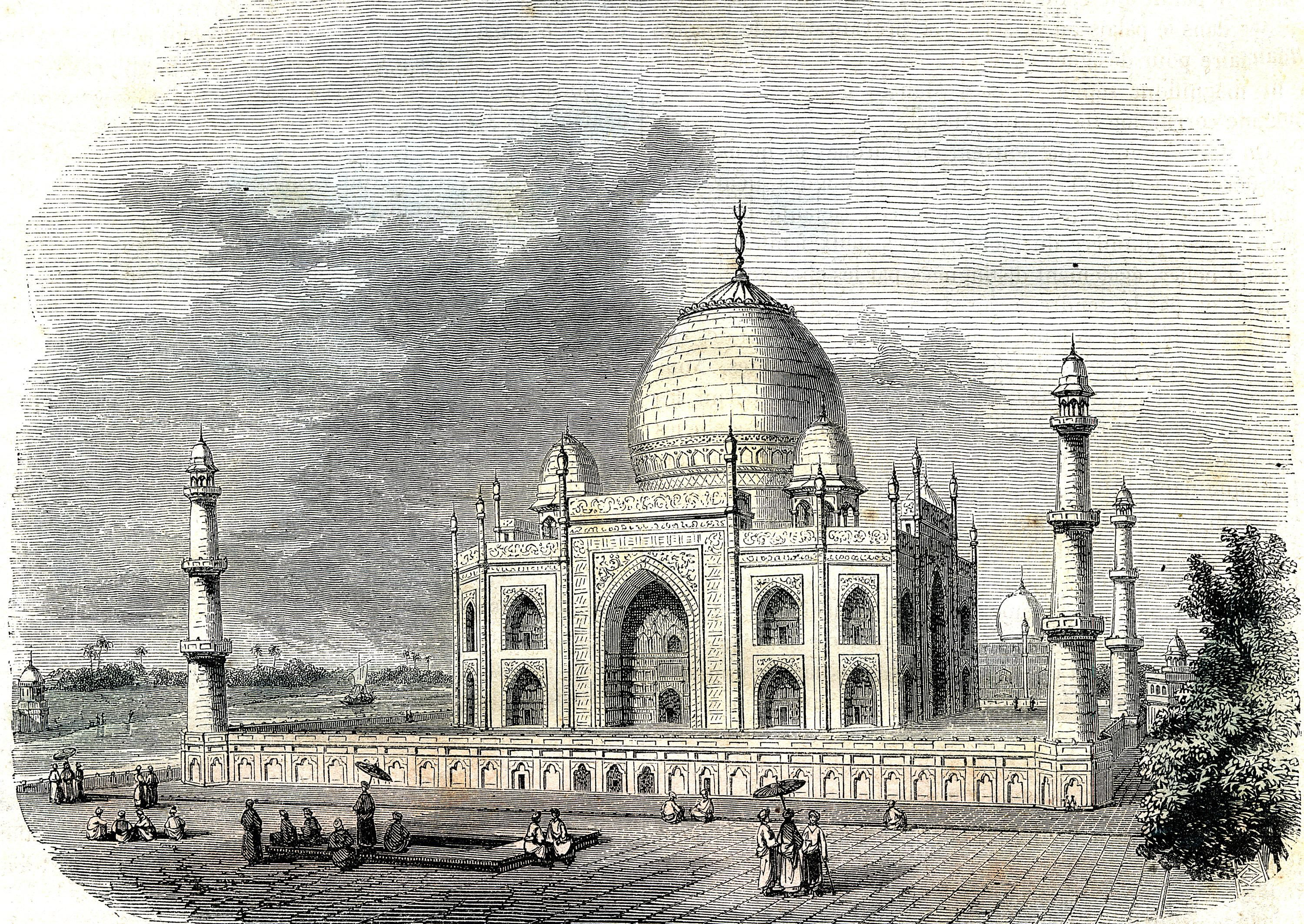 a timeline of india in the 1800s british raj