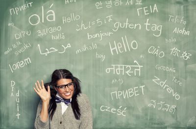 Definition of SECOND LANGUAGE - merriam-webster.com