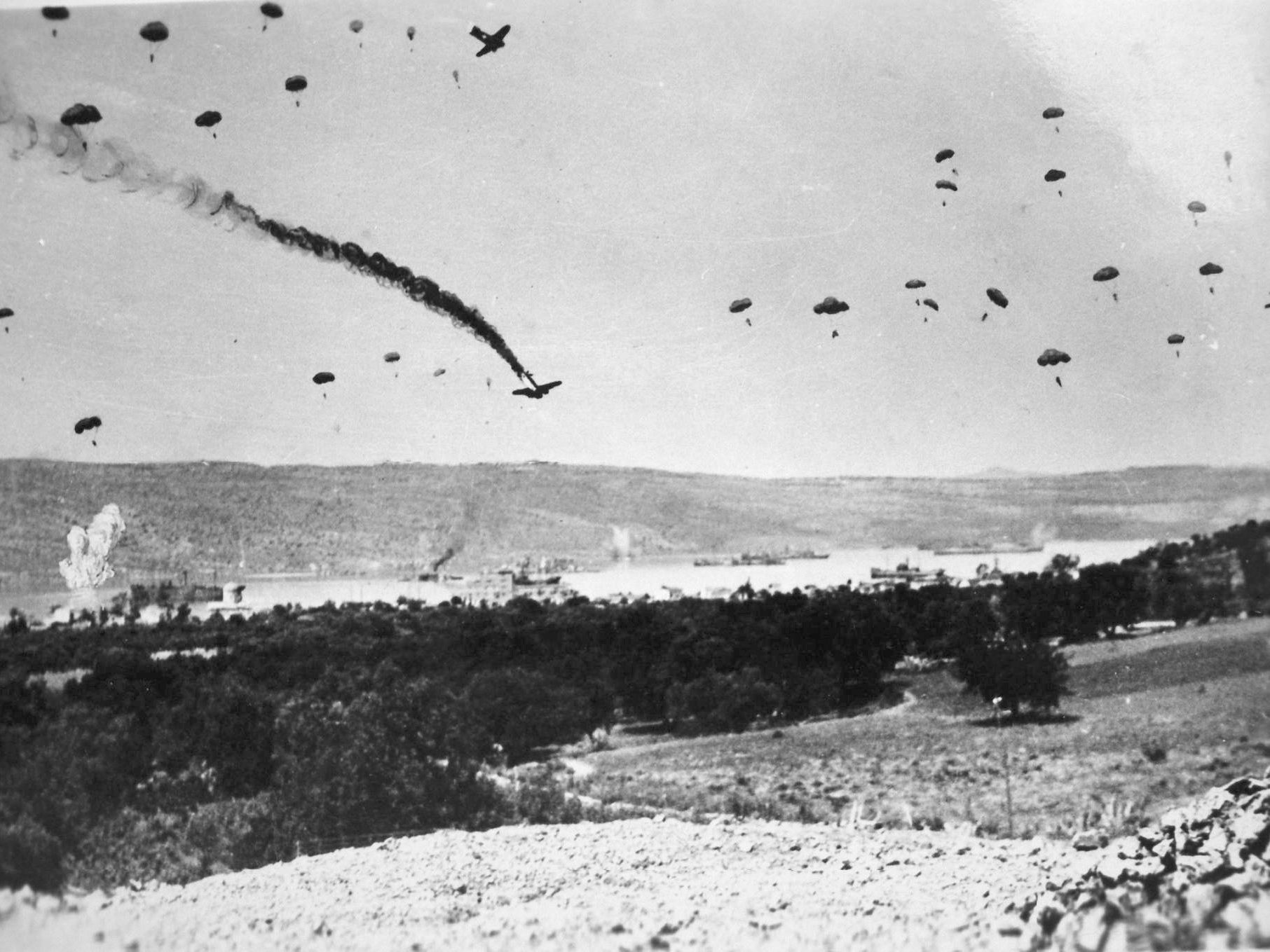 The Battle of Crete 1941 (Operation Mercury)