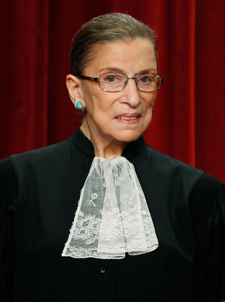Ruth Bader Ginsburg September 2009