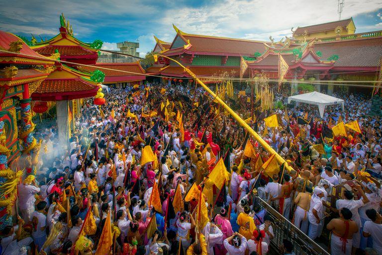Phuket Vegetarian Festival Thailand