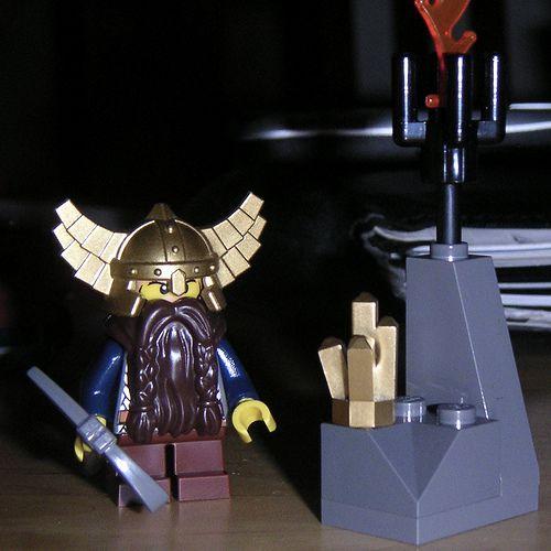 Alberich in Lego