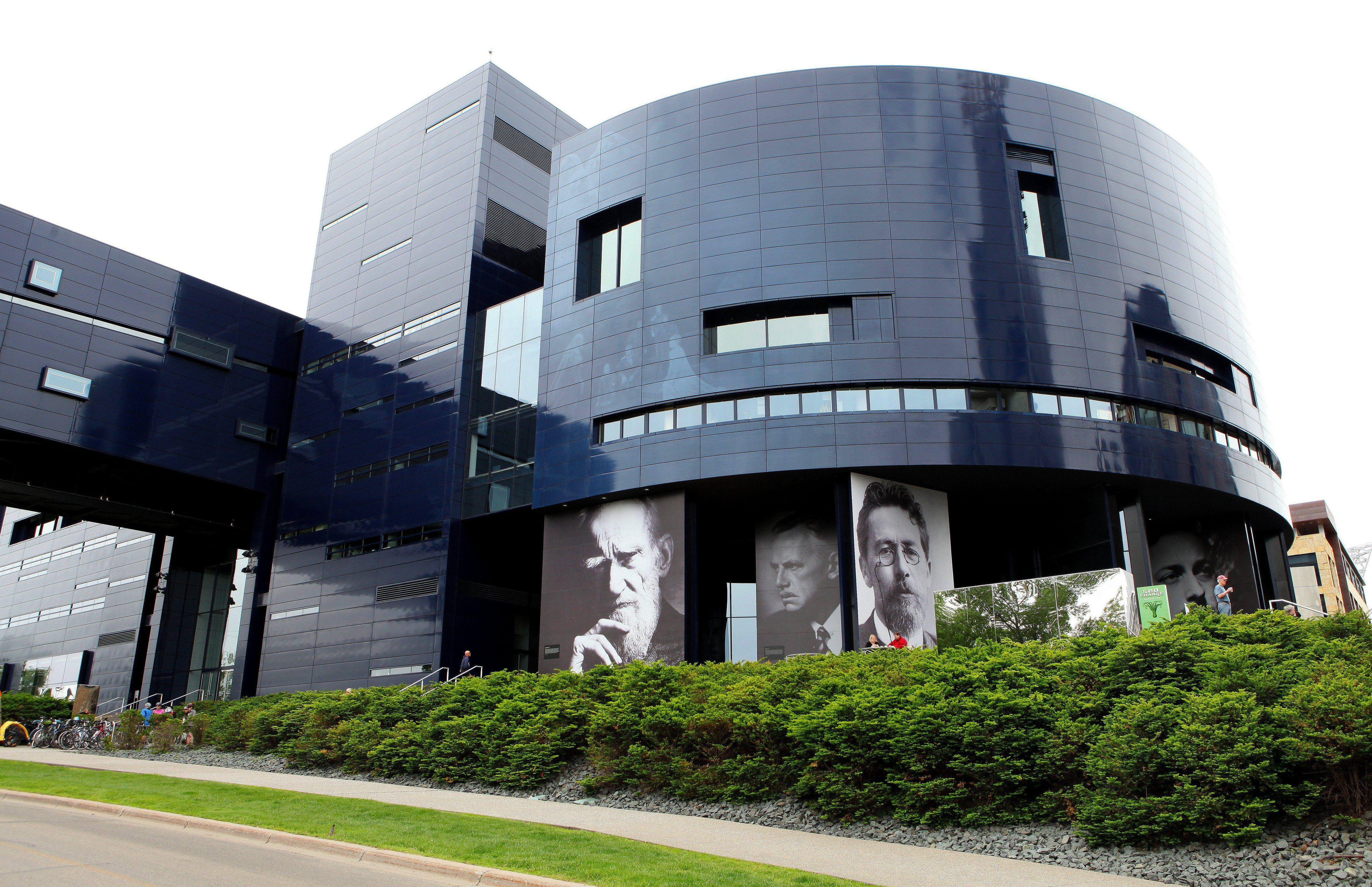 The Guthrie Theatre, Minneapolis, MN, Architect Jean Nouvel.