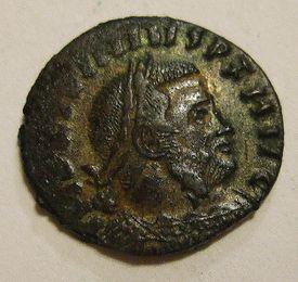 Coin of Licinius