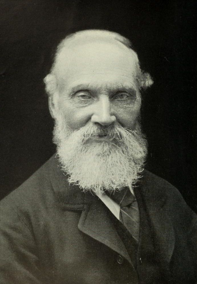 A portrait of Lord Kelvin