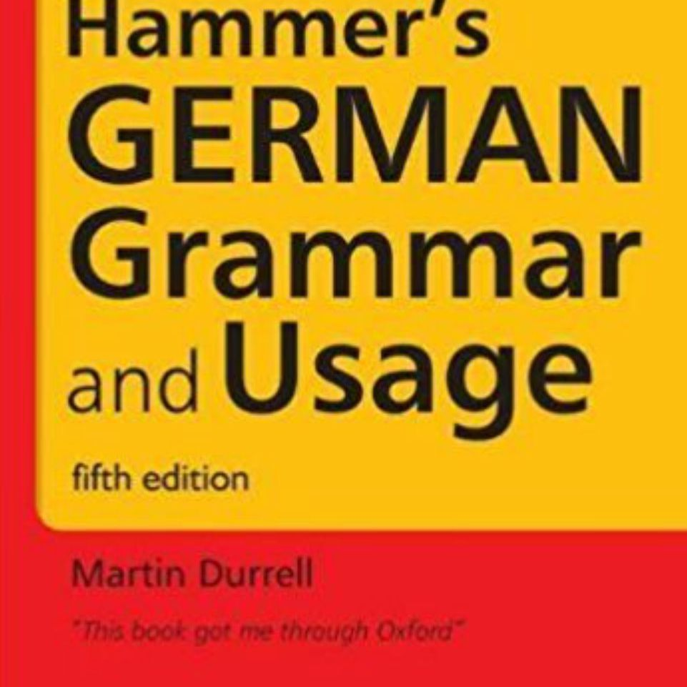 The 6 Best German Grammar Books of 2019
