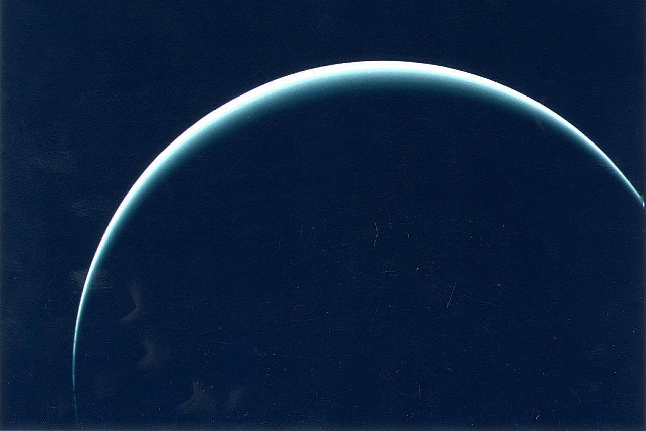 Rim Of Uranus