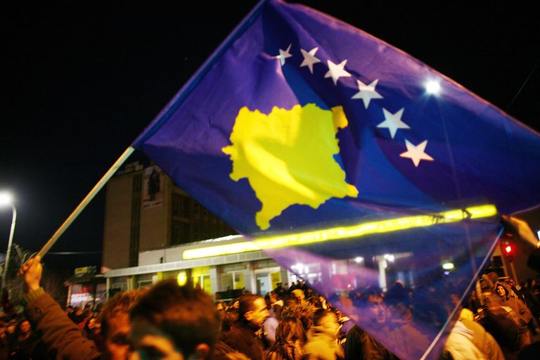 Kosovo became a new independent country on February 17, 2008.