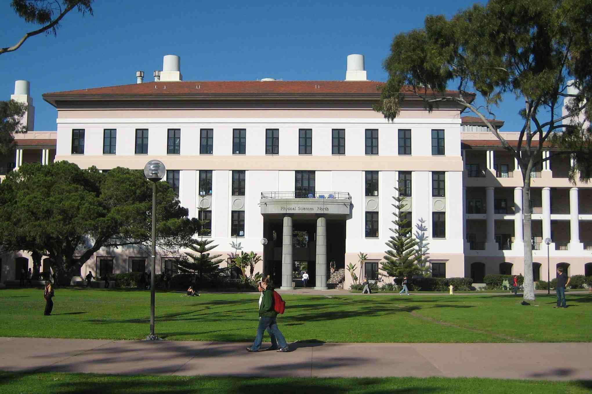 UCSB, University of California Santa Barbara