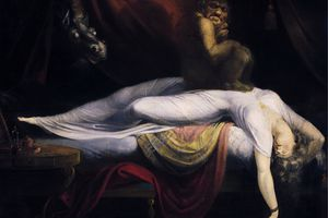 Henry Fuseli, The Nightmare, 1781
