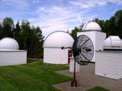 Alfred University Observatory