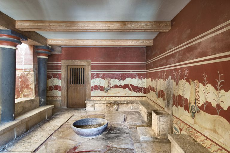 named for king minos the minoan civilization