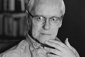 Sociologist Robert K. Merton, known widely as creator of the theory of self-fulfilling prophecy.