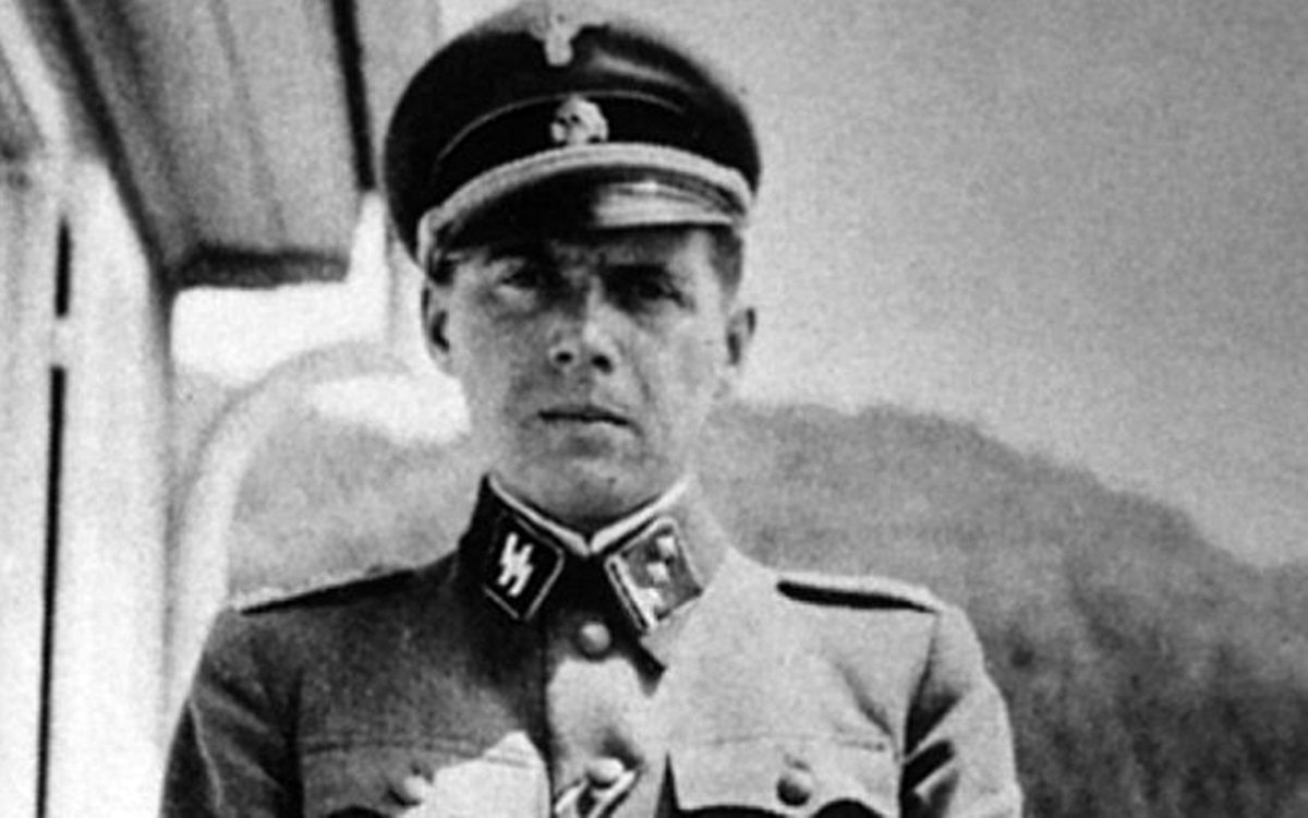 Mengele in Uniform
