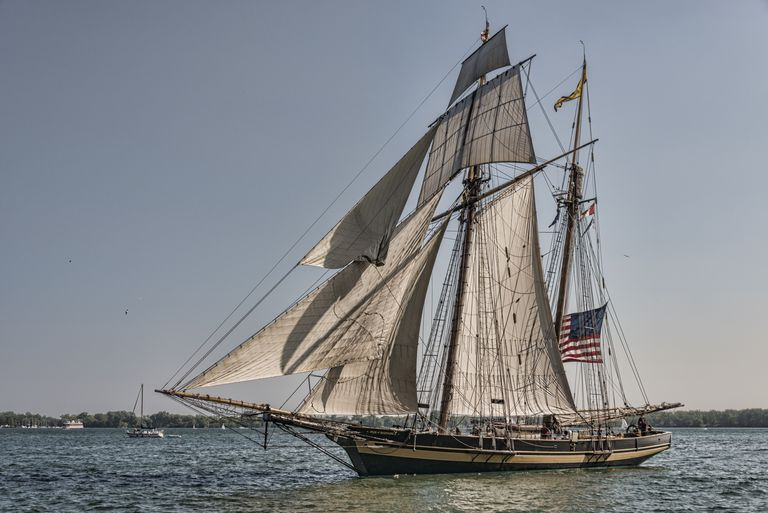Pride of Baltimore II, replica of Baltimore clipper
