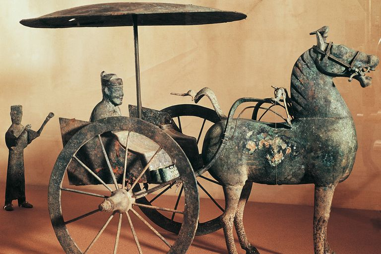 Han Dynasty chariot
