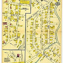 Sanborn Fire Map.Sanborn Fire Insurance Maps Online Where To Find