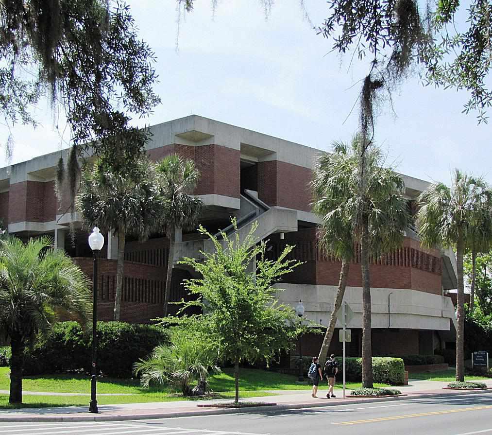 University of Florida Music Building