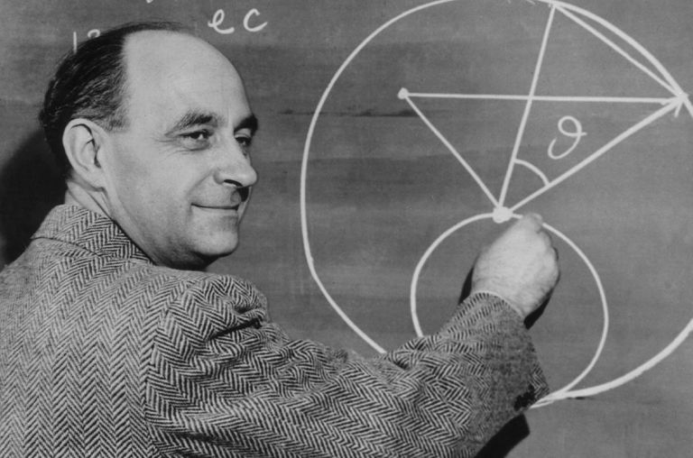enrico fermi biography of the physicist