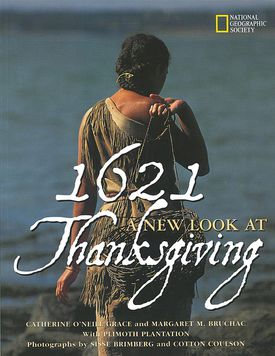 1621 New Look at Thanksgiving - Book Cover