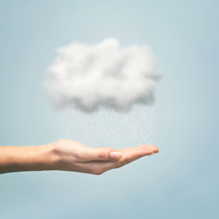 Can you guess how much a cloud weighs? It floats in the sky, yet weighs a million pounds!