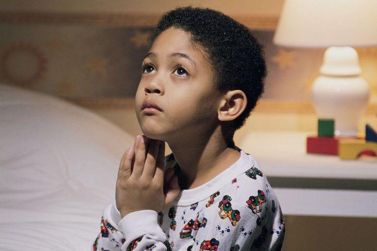 Bedtime prayers goodnight prayers