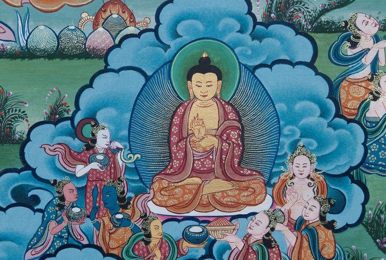 Sambhogakaya Buddha