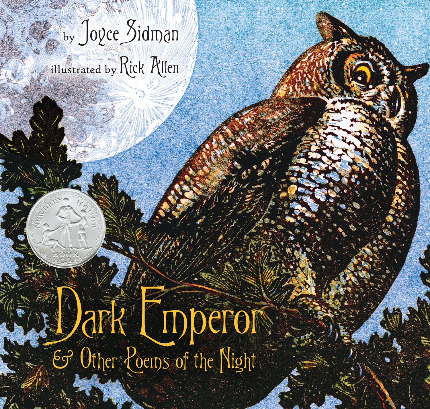 Dark Emperor & Other Poems of the Night book cover