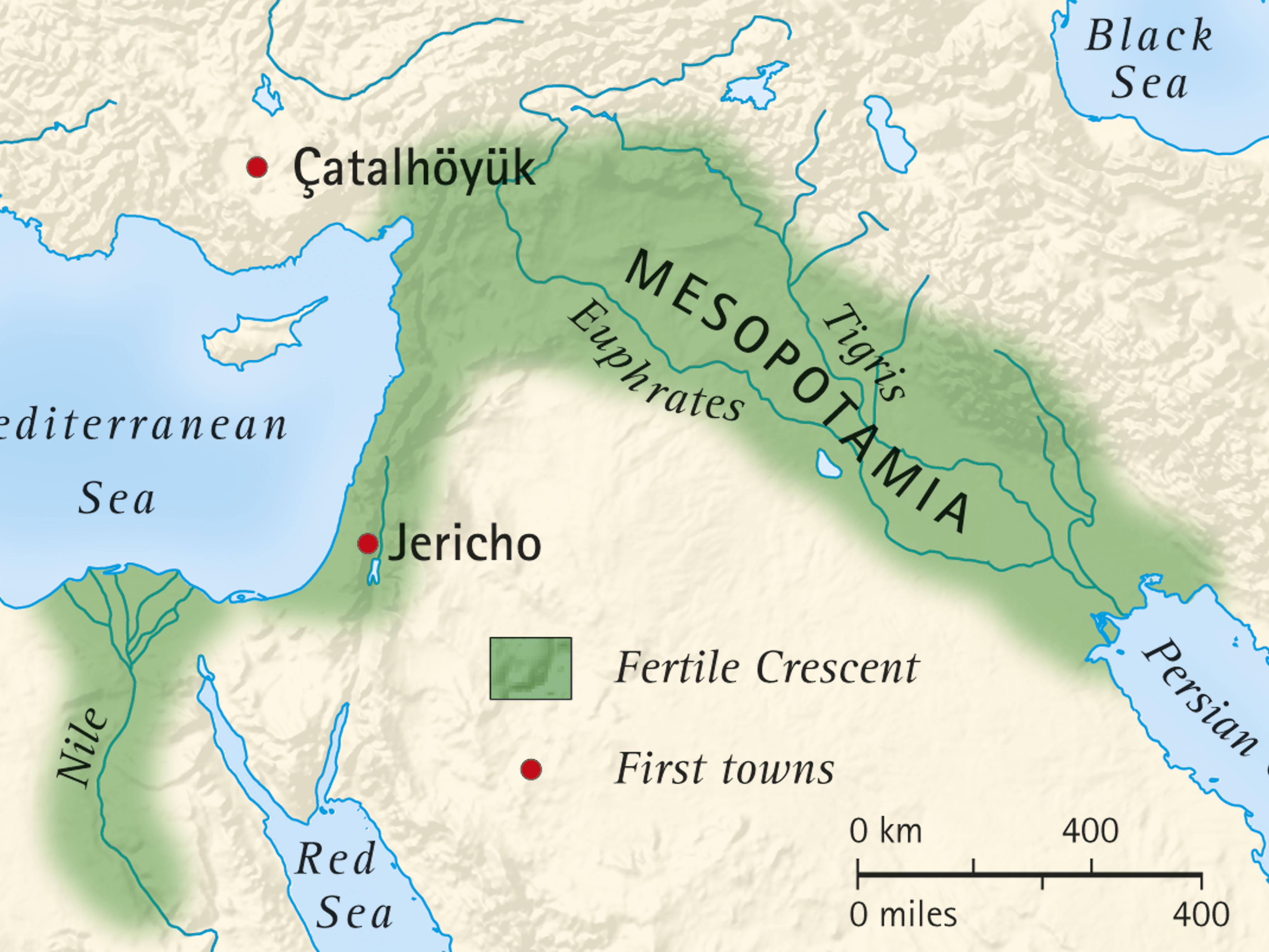 Image of: What Was The Fertile Crescent
