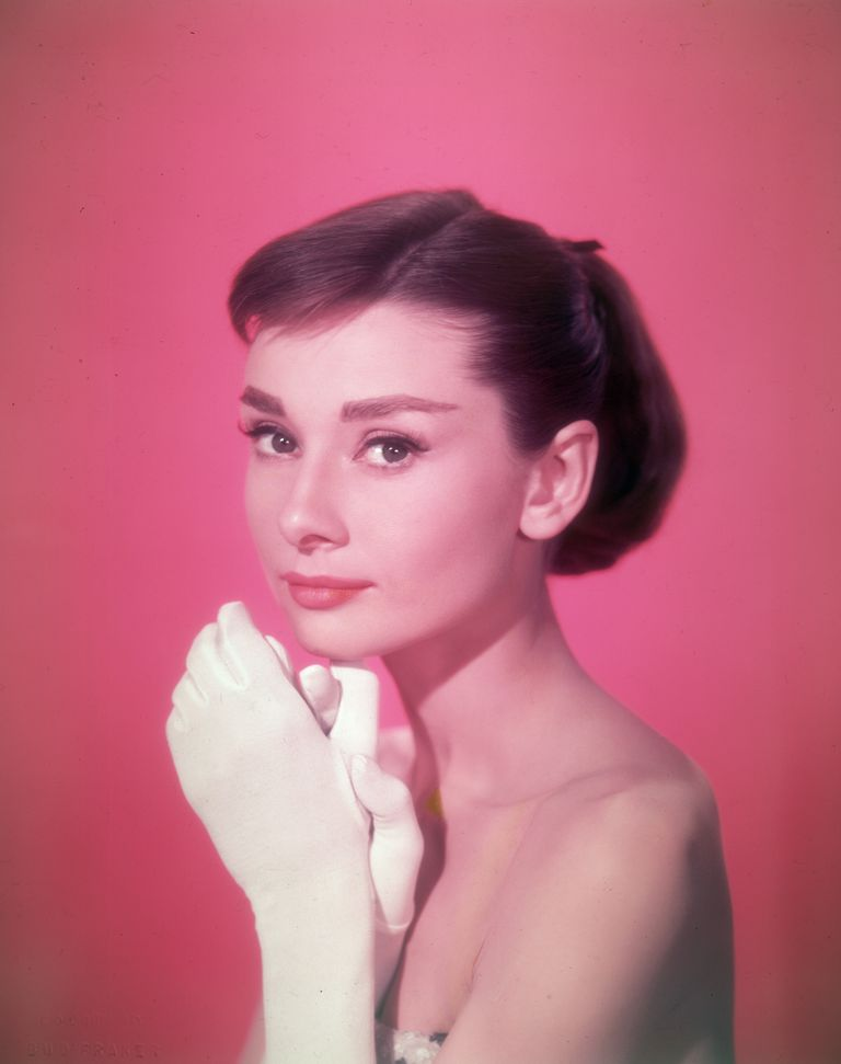 Picture of actress Audrey Hepburn