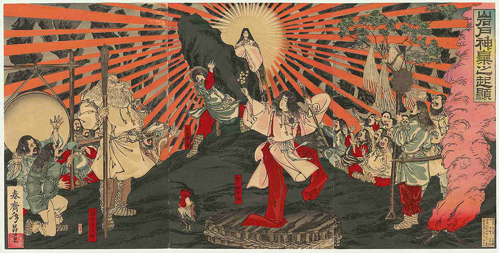 5 Dancing Deities in Mythology