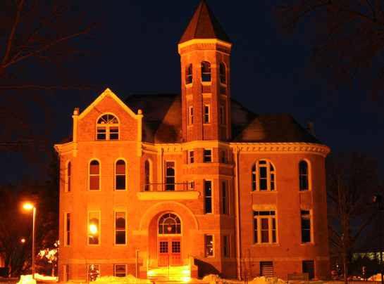 Northwestern College in Iowa