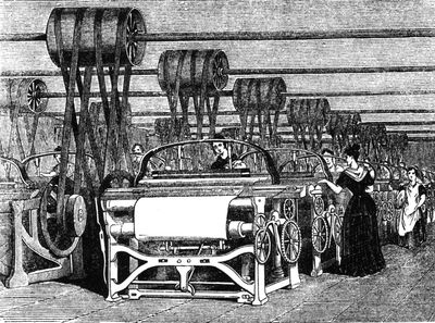 Biography Of Edmund Cartwright Inventor Of The Power Loom