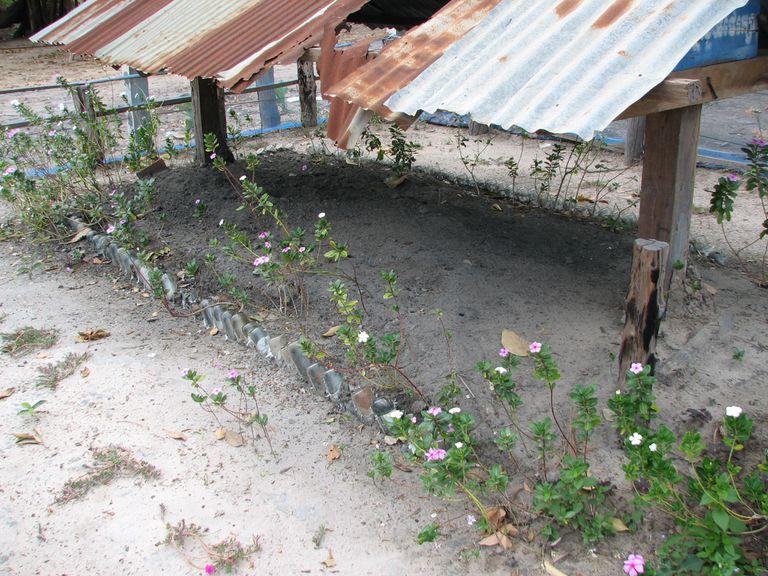 Pol Pot cremation place