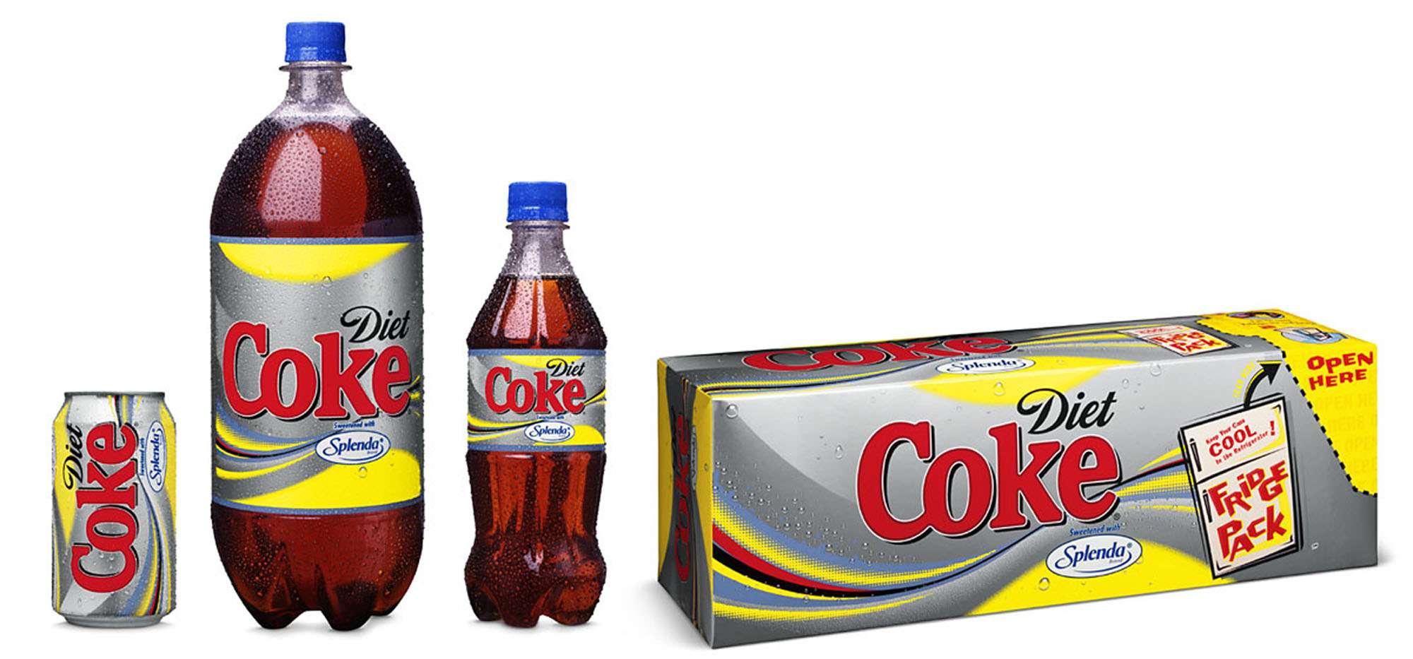 Coca Cola Company Diet Coke Family