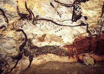 Aurochs, Lascaux Cave, France