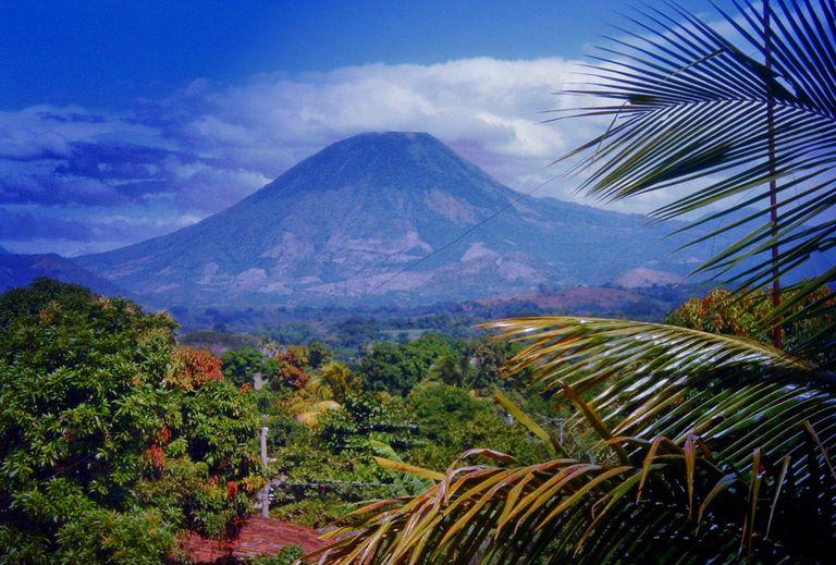 Chingo Volcano, El Salvador